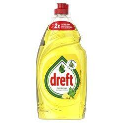 Dreft Handafwasmiddel Citroen
