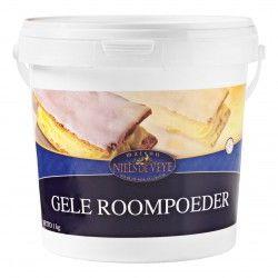 Gele Roompoeder