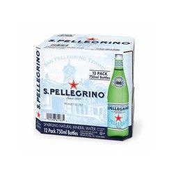 San Pellegrino Acquq Minerale Frizzante