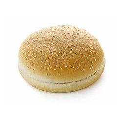 Kamstra hamburgerbun Sesam 75gr 12cm 818