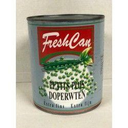 Freshcan Doperwten extra fijn