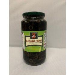 Adria Zwarte Olijven Schijfjes