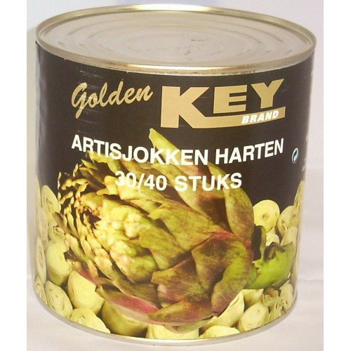 G.Key Artisjokken Harten 30-40