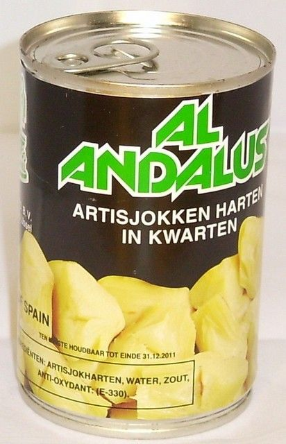 Al Andalus Artisjokken Kwarten