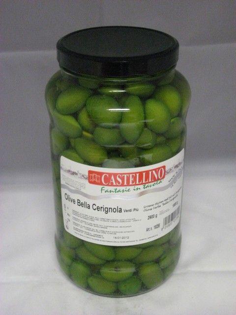 Enrico Taggiasche olijven zonder pit