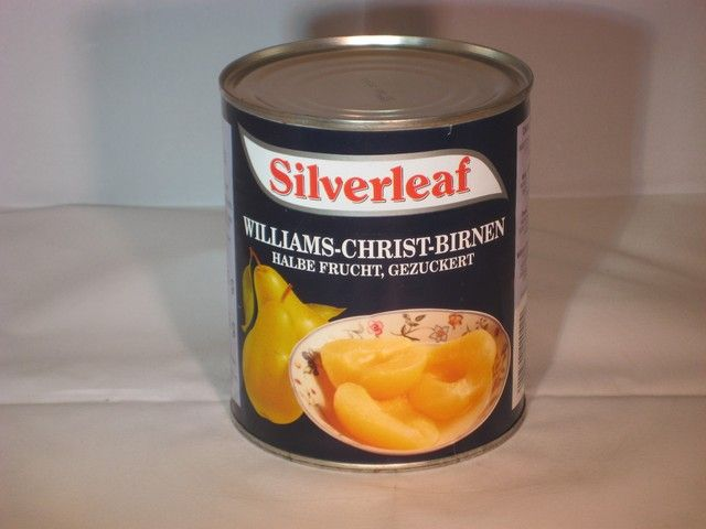 Silverleaf halve Peren