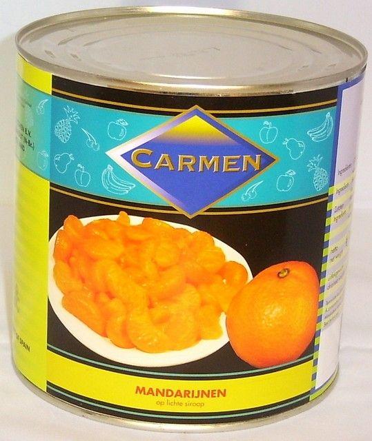 Carmen Spaanse Manderijnen