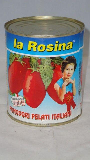 Alessia Gepelde Tomaten