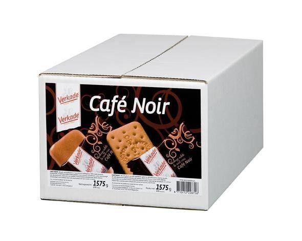 Verkade Cafe Noir koffiekoekje