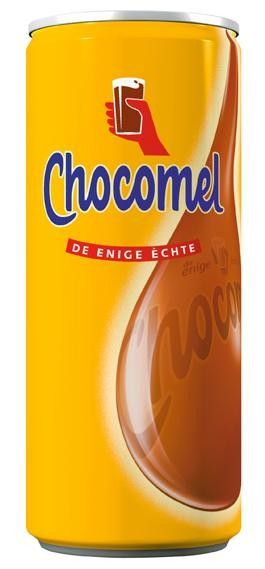 Nutricia Chokomel blik