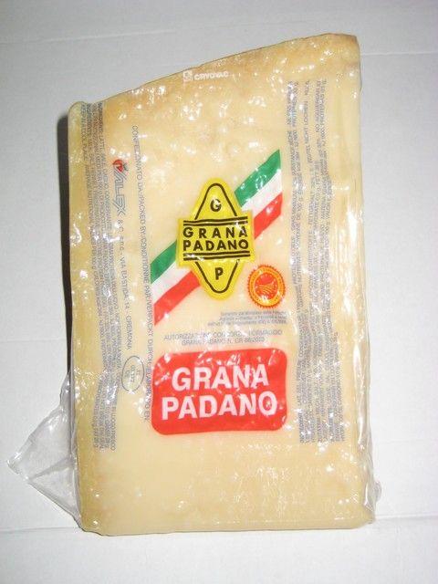 Grano Padano gerapst Gran Soresina