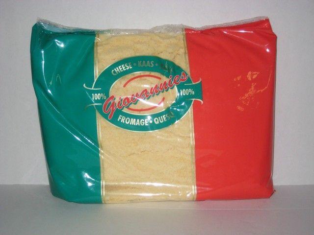Giovannies Parmesan poeder