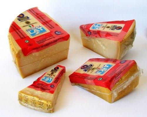 Brescialat Parmigiano Reggiano + - 2kg