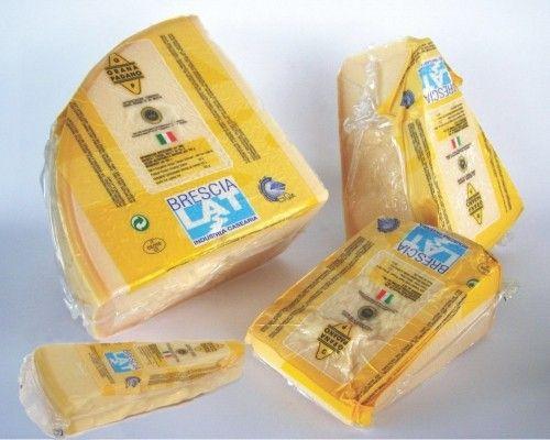 Brescialat Grana Padano 2kg