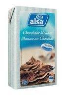 Alsa Vloeibare Chokolade Mousse