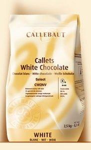 Callebaut Coverture Wit