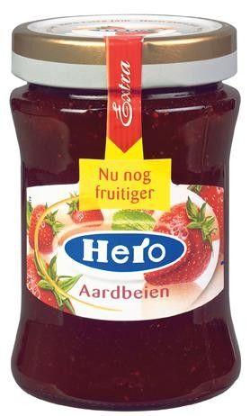 Hero Aardbeienjam