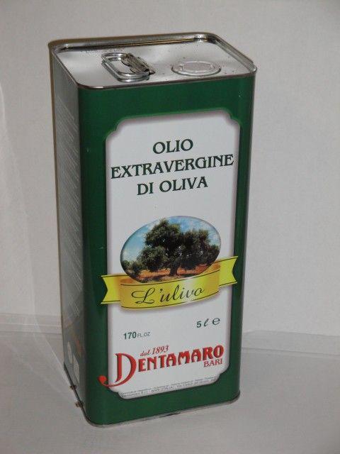 Dentamaro Olio di Oliva extra vergin