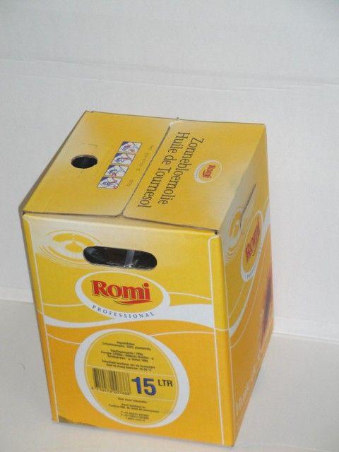 Romi Zonnebloemolie
