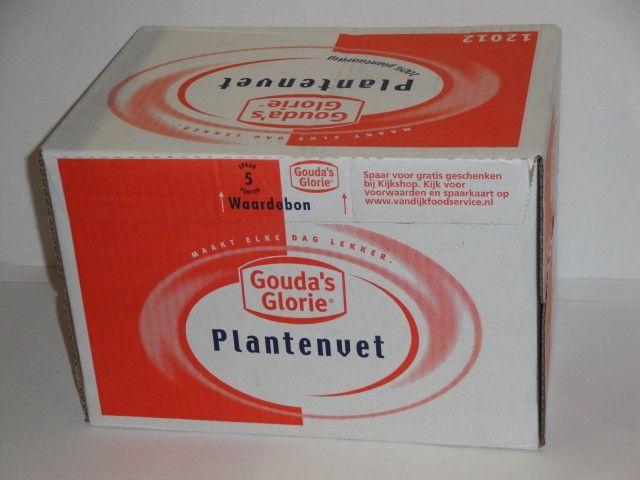 G.Glorie Frituurvet rood