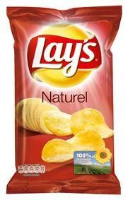 Lay Naturel Chips