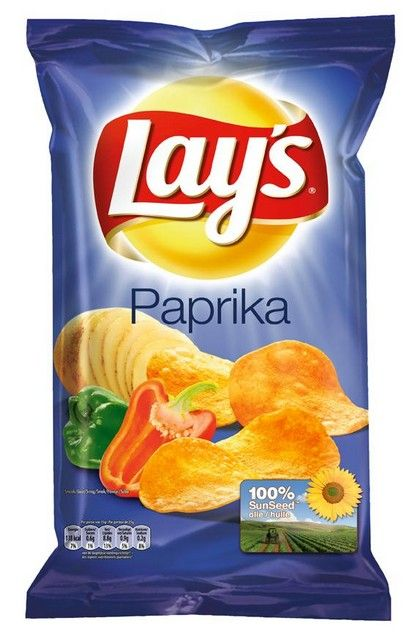 Lay Paprika Chips