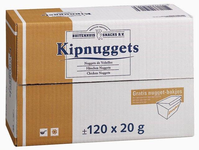 Buitenhuis Kipnuggets