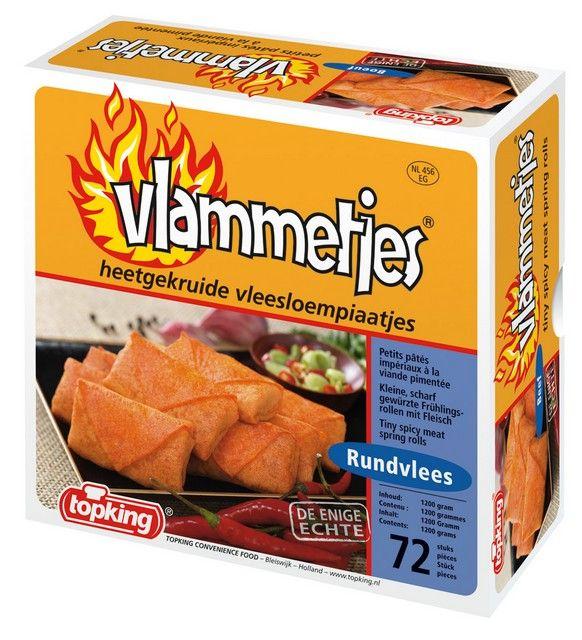 Topking Vlammetjes Classic