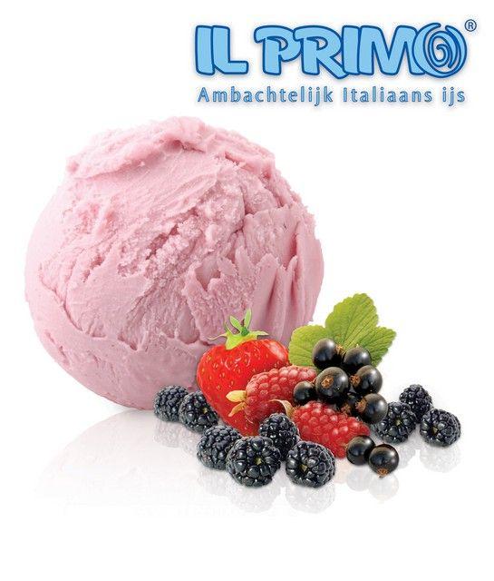 Il Primo Yoghurt Bosvruchten ijs