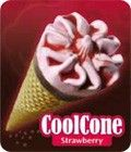 Domini Ice Cream Cool Cone Strawberry
