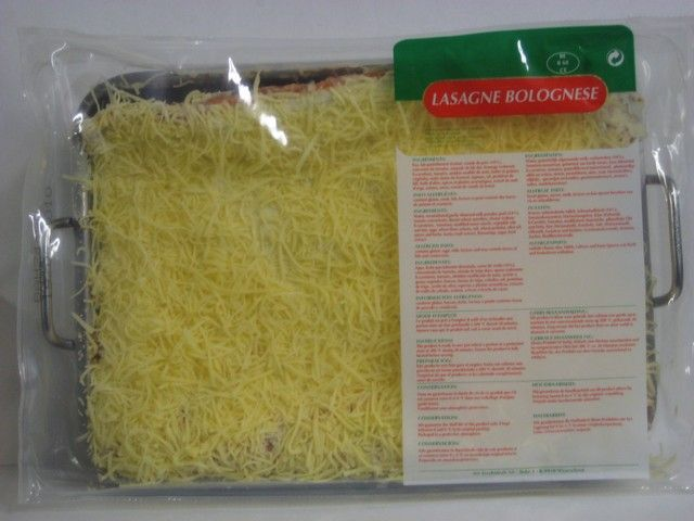 Lasagne  Bolognaise vers