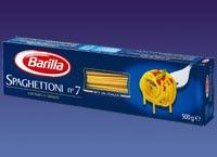 Barilla Spachetti No 7