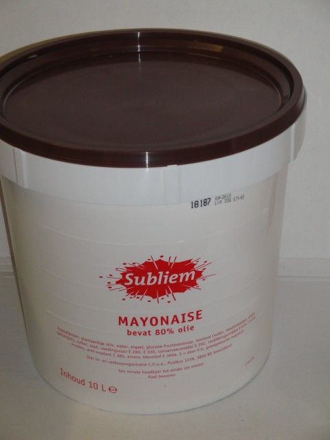 Subliem Mayonaise 80 %
