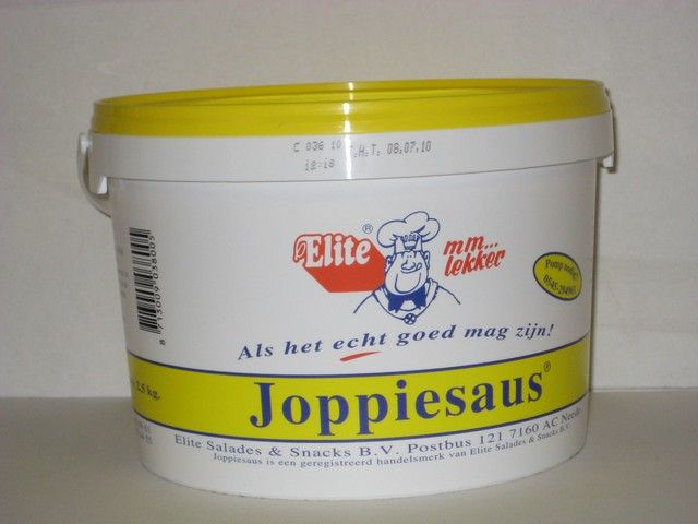 Elite Joppiesaus