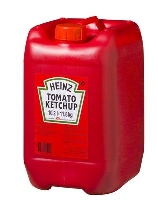 Heinz Tomato Ketchup can
