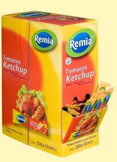 Remia Tomaten Ketchupsticks 20ml