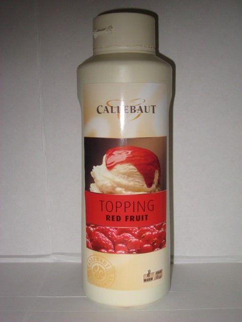Callebout Rode Vruchten Topping