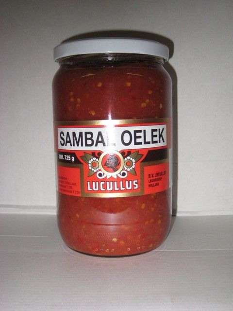 Luculles Sambal Oelek