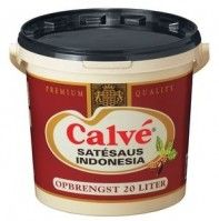 Calve Satesaus Indonesia