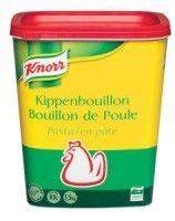 Knorr Kippen bouillon pasta