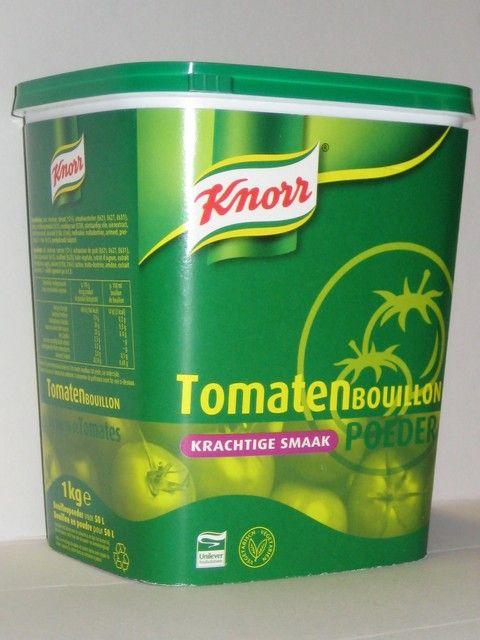 Knorr Tomaten bouillon auth.