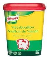 Knorr Vleesbouillon Pasta