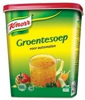 Knorr Automatensoep Groentesoep