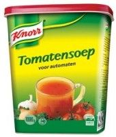 Knorr Automatensoep Tomaten