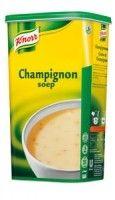 Knorr Champignonsoep 18lt