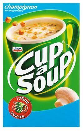 Unox cup a soup Champignon