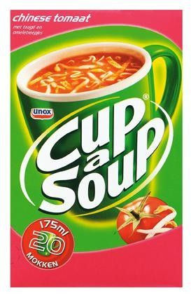 Unox cup a soup Chin.Tomaat
