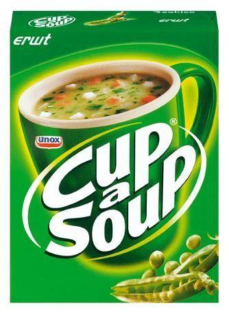 Unox cup a soup Erwten