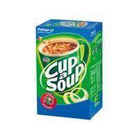Unox cup a soup Franse Uien