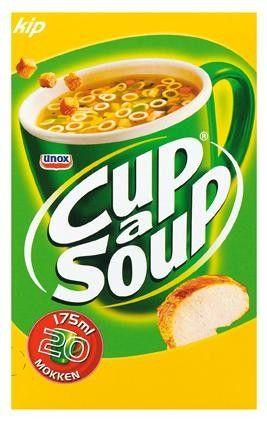 Unox cup a soup Kip